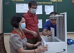 Thiết bị rửa ống nghiệm tự động: Chi phí thấp, hiệu quả cao