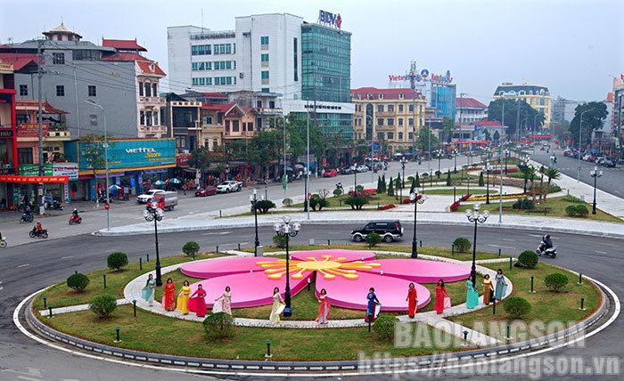 Thành phố Lạng Sơn: Vững bước trên đường phát triển
