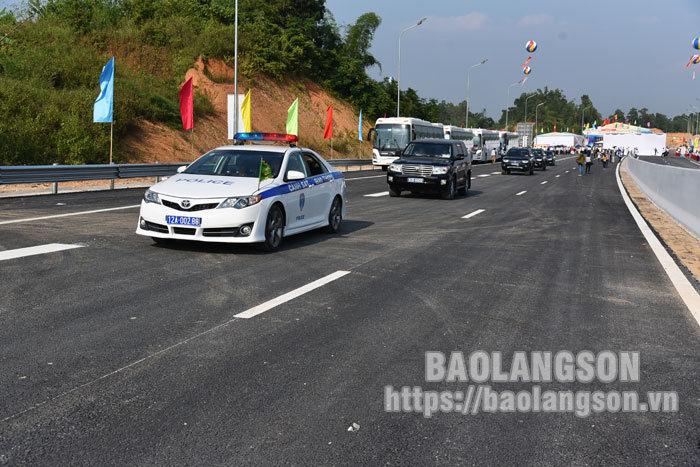 Dự án thành phần 2 cao tốc Bắc Giang - Lạng Sơn: Chính quyền luôn đồng hành cùng nhà đầu tư