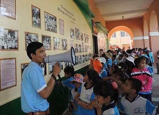 Bảo tàng đẩy mạnh chuyển đổi số, đưa di sản đến với học đường