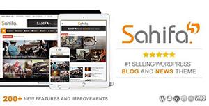 Sahifa theme là gì? Vì sao nên dùng Sahifa Theme?