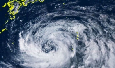 Typhoon Krosa soon to make landfall in W. Japan, evacuation advisories issued