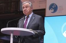 Vietnam attends second Paris Peace Forum