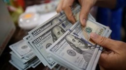 Reference exchange rate up 6 VND on November 14