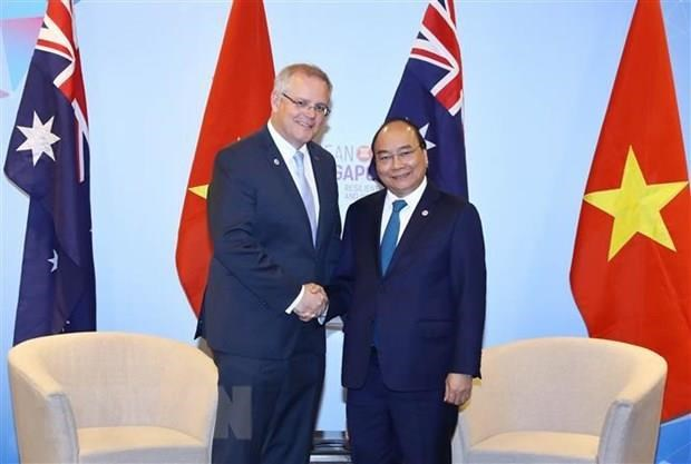 Australian Prime Minister to visit Vietnam