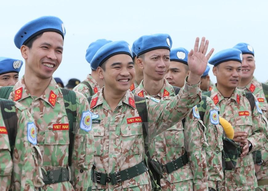 Vietnam deploys peacekeepers to serve in South Sudan