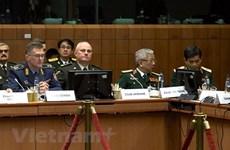 Vietnam, EU step up defence - security ties