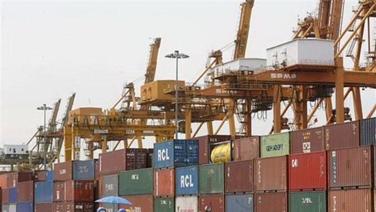 Thailand's cross-border trade slightly decreases in 10 months