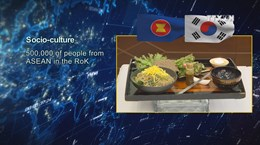 ASEAN – RoK relations thrive in recent 30 years