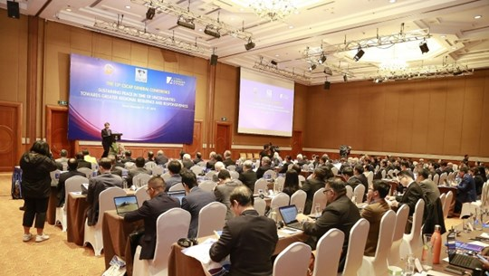 Int'l workshop discusses peace sustaining amid uncertainties