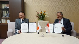 Indonesia, Japan to boost local currency use in bilateral transactions