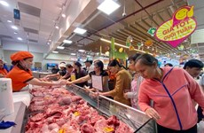 No shortages of fresh food are expected for Tet holiday