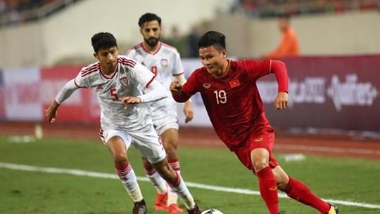 Vietnamese midfielder to vie for Asian best player of 2019