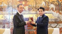 Hanoi steps up cooperation with Ireland's localities