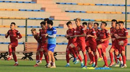 Vietnam U23s to play Bahrain in friendly ahead of Asian champs