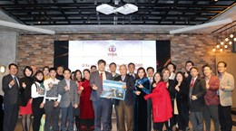 Vietnam-RoK businessmen association establishes chapter in Gyeonggi province