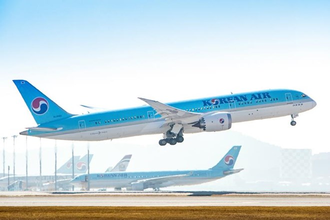 Korean airlines focus more on Southeast Asian markets