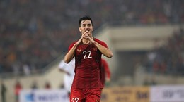 Vietnamese striker picked among ones to watch in AFC tournament
