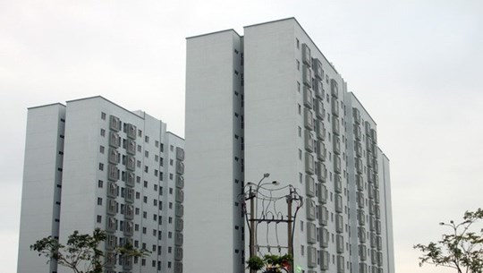 Over 4,000 houses built with social policy credit