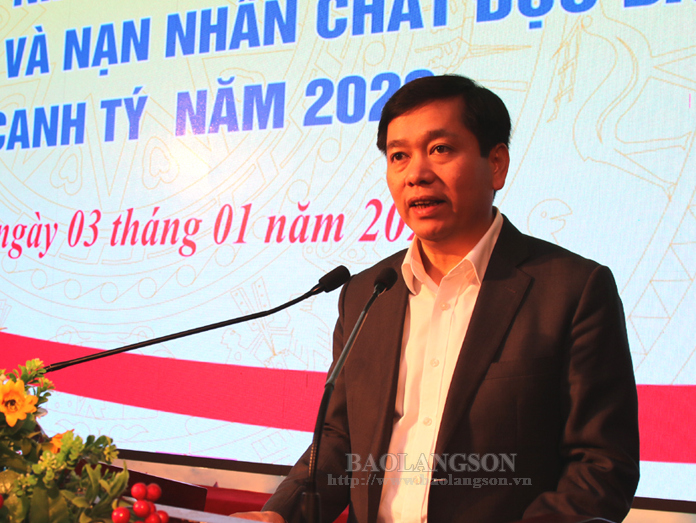 Over 3.9 billion VND raised to support poor people, AO/dioxin victims in Lang Son