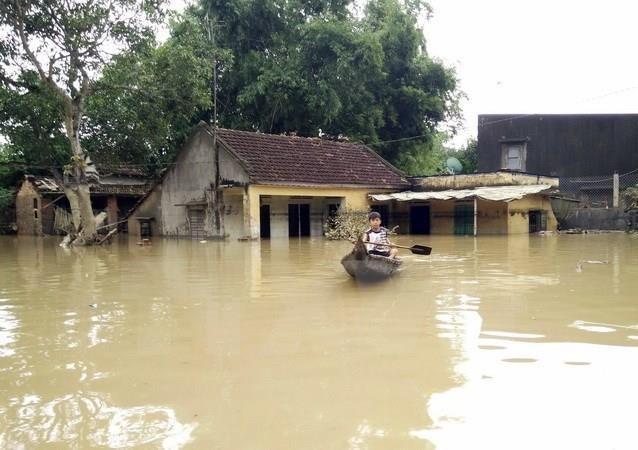 EU grants 100,000 EUR to flood victims in Vietnam