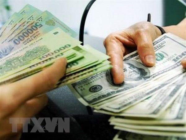 Reference exchange rate up 4 VND on August 29