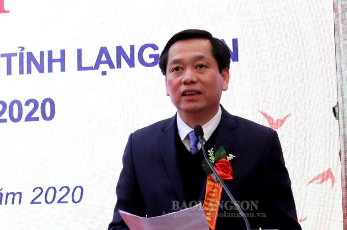 Lang Son intellectuals, writers, artists meet ahead of Tet