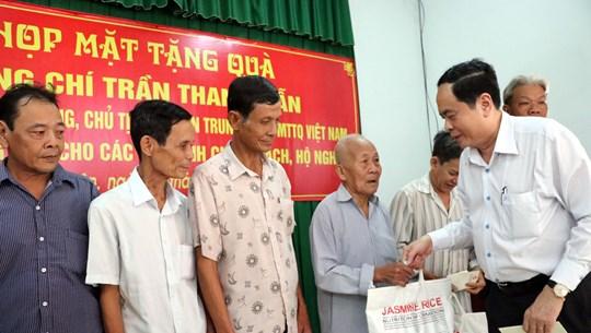Vietnam Fatherland Front leader pays pre-Tet visit to Soc Trang