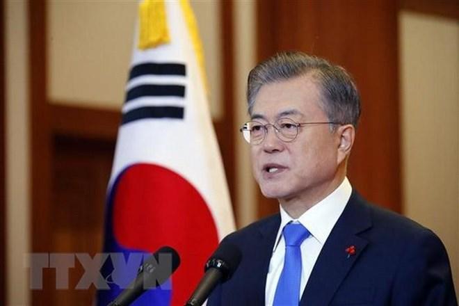 RoK President begins trip to Southeast Asia