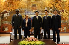 Cultural exchange an important pillar in Hanoi-Malaysia ties: city leader
