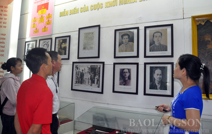 Bac Son holds huge potential to develop cultural, historical tourism