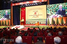 Speech by Party General Secretary-President at ceremony marking Party's 90th founding anniversary