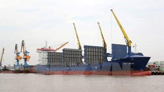 Nearly 298 million USD earmarked for container berths in Hai Phong