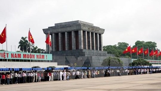 Visits to Ho Chi Minh Mausoleum suspended over COVID-19 concerns