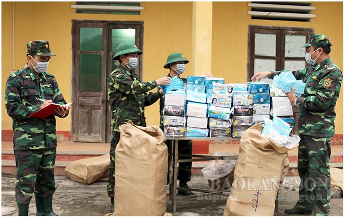 Border guards exert efforts to prevent cross-border smuggling