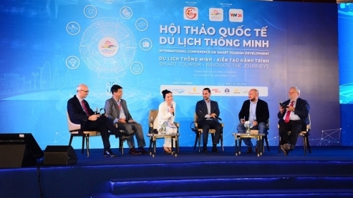 International conference discusses smart tourism development in Ho Chi Minh City
