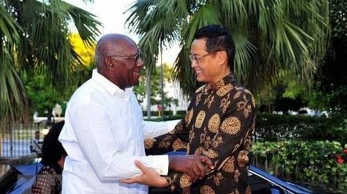 Cuban leader wishes Vietnam more success