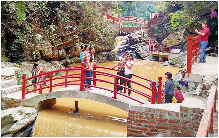 Ban Khieng Waterfall – A new tourist attraction