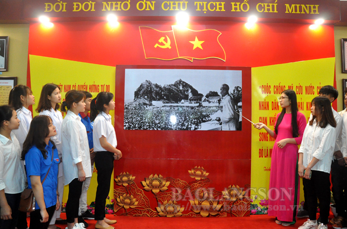 "Exhibition ""Unclo Ho with ethnic groups in Lang Son province"" opens"
