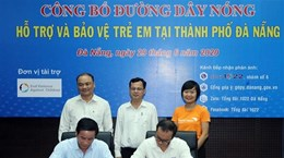 Da Nang launches hotline to protect children from sexual abuse