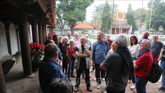 Hanoi aims to receive 39 million tourists by 2025