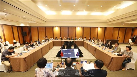 ASEAN meeting promotes inclusive entrepreneurship for people with disabilities