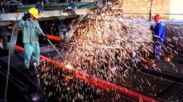 Positive signs for steel industry at year-end