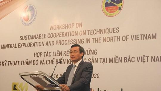 Workshop looks into Vietnam-Australia mineral exploration, processing cooperation
