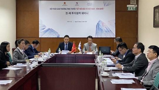 Korean firms in Vietnam can reap FTAs benefits