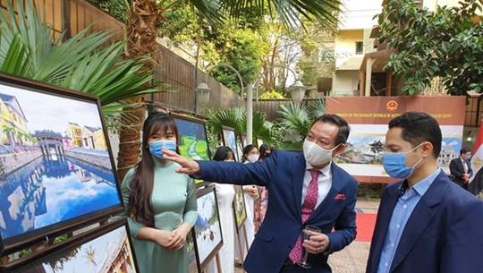 Vietnamese culture promoted in Egypt