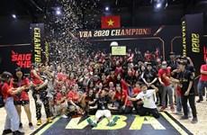 Saigon Heat retain VBA championship