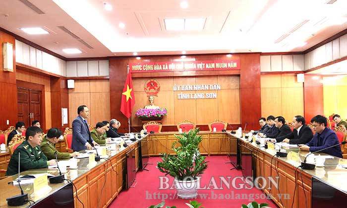 Strengthening measures to prevent and combat smuggling in the Lunar New Year