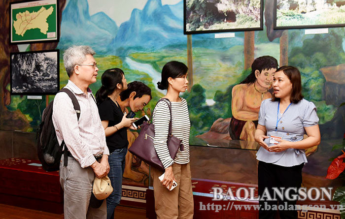 Building a global geopark: An opportunity to elevate Xu Lang's tourism