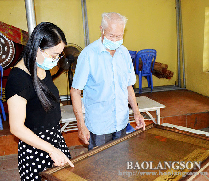 Relics of King Le temple: historical values and conservation and promotion